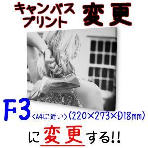 【F3サイズ キャンバスプリントへ変更】アートポスター/F3(220 x 273 x D18mm)|octopus-goods01