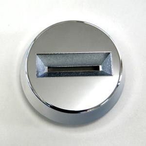 コイン投入口 樹脂・メッキ 軽い 耐久性 加工性 優れた投入口|octy