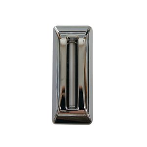各種発券機などの筐体開発に役立つ、コイン投入口。 鋳物ですので程よい重量感があります。 ご奉仕価格で...