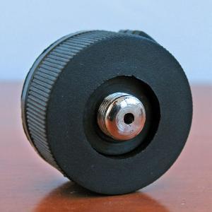 カセットガスが使えるガスアダプター(丸型)