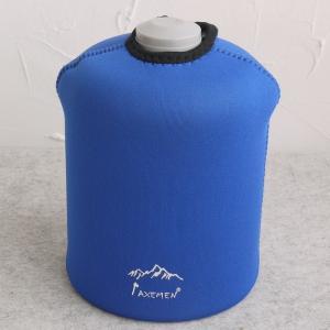 ガス缶スリーブ(保温用カバー)500g OD缶用