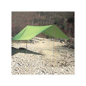 Ripen ライペン アライテント ビバークタープM 0381100 グリーン 大型シェルタータープ アウトドア 釣り 旅行用品 キャンプ スクエア型タープ|od-yamakei