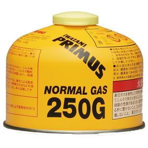 primus(プリムス) ノーマルガス(小) IP-250G 燃料 アウトドア ガス レギュラー アウトドアギア