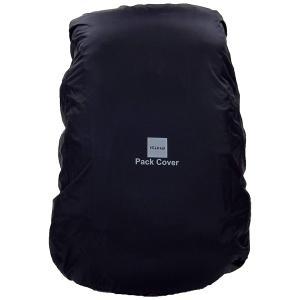 ISUKA イスカ パックカバー 25L/ブラック 261101 レインカバー ザックカバー アウトドア 釣り 旅行用品 アウトドアギア|od-yamakei