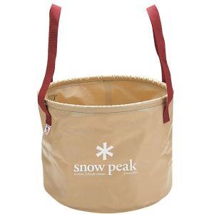 snow peak スノーピーク ジャンボキャンプシンク FP-150 ベージュ ウォータージャグ アウトドア 釣り 旅行用品 キャンプ バケツ バケツ アウトドアギア od-yamakei