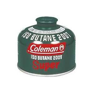Coleman コールマン ジュンセイイソブタンガス[Tタイプ]230G 5103A200T グリーン アウトドア 釣り 旅行用品 キャンプ 登山 ガス ウィンター|od-yamakei