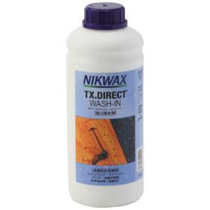 NIKWAX ニクワックス TXダイレクトWASH-IN1L EBE253 アウトドア 釣り 旅行用品 キャンプ 登山 撥水剤 撥水剤 アウトドアギア|od-yamakei