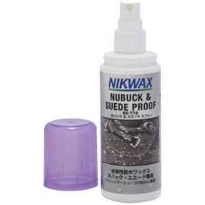 NIKWAX ニクワックス ヌバック&スエード スプレー EBE772 アウトドア 釣り 旅行用品 キャンプ 登山 撥水剤 撥水剤 アウトドアギア od-yamakei