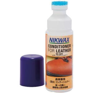 NIKWAX ニクワックス レザーコンディショナー EBE022 靴クリーム ファッション レディースファッション レディースシューズ 靴磨き|od-yamakei