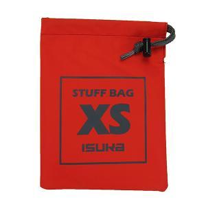 ISUKA イスカ スタッフバッグ XS/レッド 355019こちらの商品の入荷は2019年10月上...