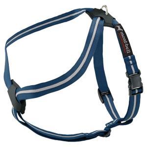 mont-bell モンベル ドギーハーネス M/PUID 1124471 ブルー 犬用リード ペット用品 生き物 犬用品 散歩用品 首輪 リード・ハーネス リード・ハーネス|od-yamakei