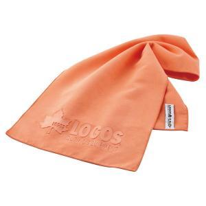 OUTDOOR LOGOS ロゴス ひんやりドライタオル オレンジ 81690152 オレンジ バンダナ ファッション メンズファッション 財布 ファッション小物 タオル|od-yamakei