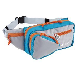 OUTDOOR LOGOS ロゴス サーマウントヒップ ブルー 88250123 ウエストポーチ スポーツ マラソン ランニング バッグ ウェストバッグ ウェストバッグ|od-yamakei