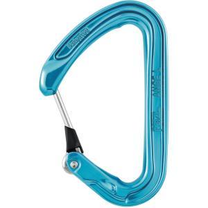 PETZL ペツル アンジュ L/Blue M59B ブルー ロープクライミングカラビナ アウトドア 釣り 旅行用品 キャンプ ロックなし アウトドアギア|od-yamakei