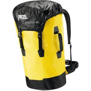PETZL ペツル トランスポート/45L S42Y045 クライミングチョーク アウトドア 釣り 旅行用品 キャンプ チョークバッグ・ロープバッグ アウトドアギア|od-yamakei