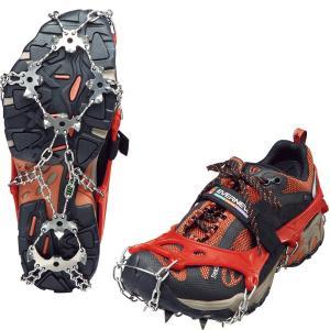 EVERNEW エバニュー SPIKE PRO/レッド100/S EBY004 レッド 登山靴 トレ...