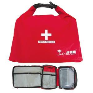 JR GEAR ジェイアールギア First Aid Bag II/Red 20 FAB002 ダイエット 健康 衛生医療用品 救急用品 ファーストエイド用品 ファーストエイド用品|od-yamakei