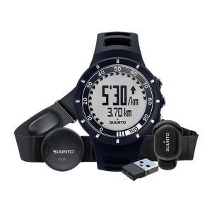 SUUNTO スント [正規品・2年保証]QUEST RUNNING PACK BLACK クエスト ランニングパック ブラック SS018156000 腕時計 ファッション アクセサリー|od-yamakei