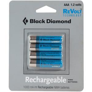 Black Diamond ブラックダイヤモンド ブラックダイヤモンド単4充電池 BD81211 単4形(AAA) アウトドア 釣り 旅行用品 キャンプ 登山 単4形|od-yamakei
