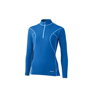 finetrack ファイントラック フラッドラッシュジップネック Ws LB FWW0122 女性用 ブルー ライフジャケット アウトドア 釣り 旅行用品 パドリングウェア od-yamakei