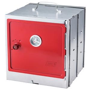 Coleman コールマン キャンピングオーブンスモーカー 2000013343 燻製器 アウトドア...
