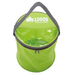 OUTDOOR LOGOS ロゴス アクアFDバケツ 88230160 水筒 アウトドア 釣り 旅行用品 キャンプ ウォーターコンテナ ウォーターコンテナ アウトドアギア|od-yamakei