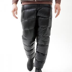 NANGA ナンガ スーパーライトダウンパンツ/LL/BLK SP-PT8 男性用 ブラック パンツ ズボン アウトドア 釣り 旅行用品 ダウンパンツ ダウンパンツ男性用|od-yamakei