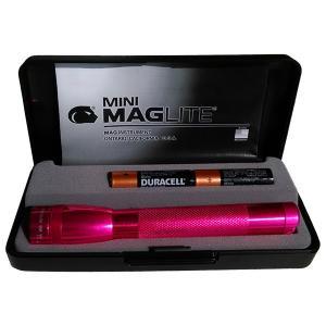 MAG-LITE マグライト マグ 2AA 箱 PINK M2AKYLV 01031013 ピンク 単3形(AA) 懐中電灯 ハンディライト アウトドア 釣り 旅行用品 電球タイプ|od-yamakei