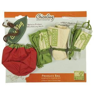 ChicoBag チコバッグ プロデューススタンド スターターキット 19430009 エコ 折りたたみバッグ ファッション レディースファッション レディースバッグ|od-yamakei