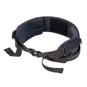 OSPREY オスプレー バイオフォーム4cm ヒップベルト/M OS59132005 ブラック バックパック ザック アウトドア 釣り 旅行用品 バッグ用アタッチメント|od-yamakei