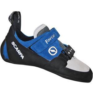 SCARPA スカルパ フォース/アトランティック/#38.5 SC20030 ブルー 登山靴 トレッキングシューズ アウトドア 釣り 旅行用品 クライミング用 od-yamakei