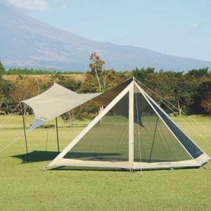 UNIFLAME ユニフレーム REVOフラップ 681374 ベージュ テント部品 アクセサリー アウトドア 釣り 旅行用品 テントオプション アウトドアギア|od-yamakei