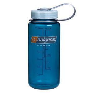 NALGENE ナルゲン 広口0.5Lトラウトグリーン 91175 ブルー 水筒 アウトドア 釣り ...