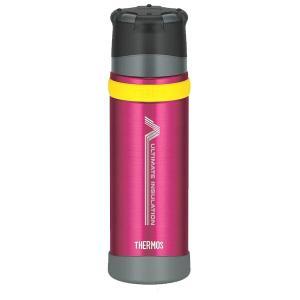 THERMOS サーモス 新製品「山専ボトル」ステンレスボトル/0.5L/バーガンディー BGD F...