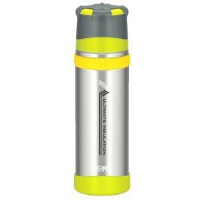 THERMOS サーモス 新製品「山専ボトル」ステンレスボトル/0.5L/ライムグリーン LMG FFX-500 山専用ボトル 山専用ボトル 水筒 アウトドア 釣り 旅行用品|od-yamakei