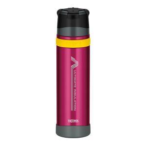 THERMOS サーモス 新製品「山専ボトル」ステンレスボトル/0.9L/バーガンディー BGD FFX-900 山専用ボトル 山専用ボトル 水筒 アウトドア 釣り 旅行用品|od-yamakei