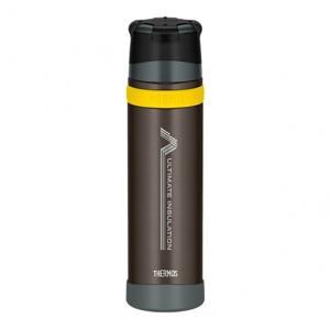 THERMOS サーモス 新製品「山専ボトル」ステンレスボトル/0.9L/ブラック BK FFX-900 山専用ボトル 山専用ボトル 水筒 アウトドア 釣り 旅行用品 キャンプ|od-yamakei