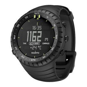 SUUNTO スント [正規品・2年保証]CORE ALL BLACK コア オールブラック SS014279010 腕時計 ファッション アクセサリー メンズ腕時計 高機能ウォッチ|od-yamakei