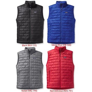 patagonia パタゴニア Ms Nano Puff Vest/BLK/XS 84241 ダウンベスト ファッション メンズファッション ジャケット 中綿入り アウトドアウェア od-yamakei