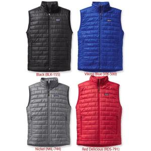 patagonia パタゴニア Ms Nano Puff Vest/BLK/S 84241 ダウンベスト ファッション メンズファッション ジャケット 中綿入り アウトドアウェア od-yamakei
