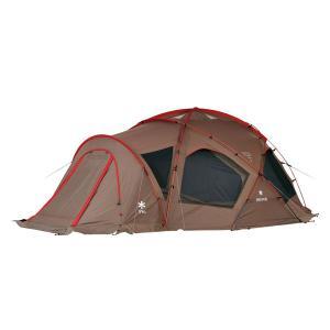 snow peak スノーピーク ドックドーム Pro.6 SD-506 六人用(6人用) ドーム型テント アウトドア 釣り 旅行用品 キャンプ キャンプ用テント キャンプ6|od-yamakei