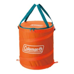 Coleman コールマン ポップアップボックス アプリコット 2000016679 オレンジ アウトドア 釣り 旅行用品 ダストボックス ダストボックス アウトドアギア|od-yamakei