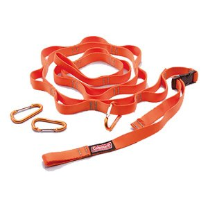 Coleman コールマン ハンギングチェーン アプリコット 2000016959 オレンジ キーホルダー キーリング ファッション メンズファッション 財布|od-yamakei