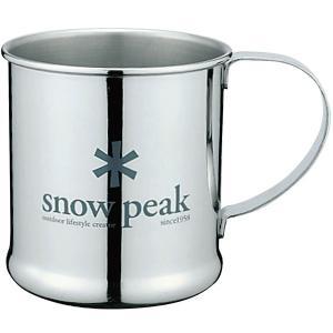snow peak スノーピーク ステンレスマグカップ E-010R アウトドア用マグカップ コップ アウトドア 釣り 旅行用品 テーブルウェア アウトドアギア