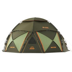 OUTDOOR LOGOS ロゴス スペースベース デカゴンコスモス-AG 71459007 アウトドア 釣り 旅行用品 キャンプ 登山 イベントテント イベントテント|od-yamakei