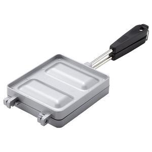 OUTDOOR LOGOS ロゴス ホットサンドパン 81062239 フライパン キッチン 日用品 文具 台所用品 フライパンアルミ アウトドアギア|od-yamakei