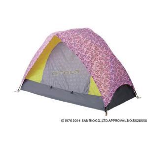 OUTDOOR LOGOS ロゴス HELLOKITTYツーリングドームフライチェンジ 86000548 アウトドア ツーリングテント 釣り 旅行用品 ツーリング用テント|od-yamakei