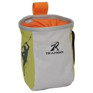 TRANGO トランゴ TR.チョークバッグ/AST 1826343 クライミングチョーク アウトドア 釣り 旅行用品 キャンプ チョークバッグ・ロープバッグ|od-yamakei