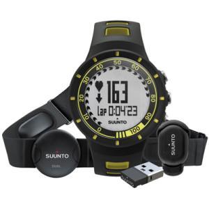 SUUNTO スント [正規品・2年保証]QUEST RUNNING PACK YELLOW クエスト ランニングパック イエロー SS019155000 腕時計 ファッション アクセサリー|od-yamakei