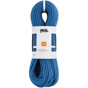 PETZL ペツル コンタクト 9.8mm/Blue/60 R33AB060 ブルー クイックドロー アウトドア 釣り 旅行用品 キャンプ ロープ シングルロープ アウトドアギア|od-yamakei